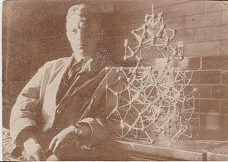 Polyoxometalate - Dr. James F. Keggin, the discoverer of the Keggin Structure.