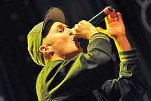 Drapht at Metro City Concert Club, Perth, May 2011