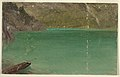 Drawing, Alpine Lake (Bavaria or Switzerland), 1868 (CH 18193889).jpg