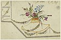 Drawing, Design for Embroidered Waistcoat, pattern 1594 of the Fabrique de St. Ruf, ca. 1785 (CH 18214291).jpg