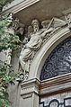 Dreher Mausoleum, Schwechat - angel left side.jpg