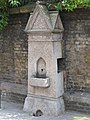 Drinking water fountain, Chalk Farm Road - Regent's Park Road, NW1 - geograph.org.uk - 1458542.jpg