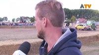 File:Drukbezocht Autovoetbal in Almkerk gewonnen door team FC Carselona - Altena TV.webm