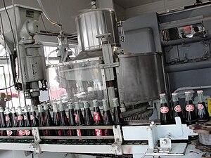 Dublin Dr Pepper - Dublin Dr Pepper Production Line