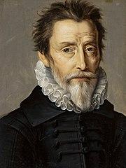 Portrait of Nicolas de Neuville.