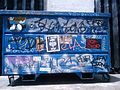 Dumpster with graffiti, Los Angeles.jpg