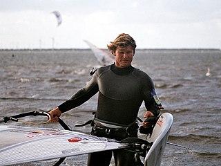 Björn Dunkerbeck Dutch windsurfer