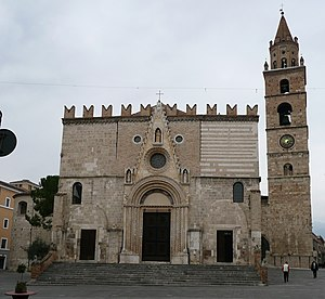 Province of Teramo - Teramo Cathedral