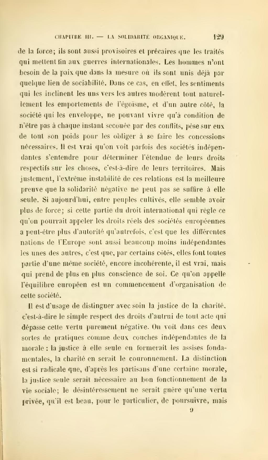 Page Durkheim De La Division Du Travail Social Djvu 151 Wikisource