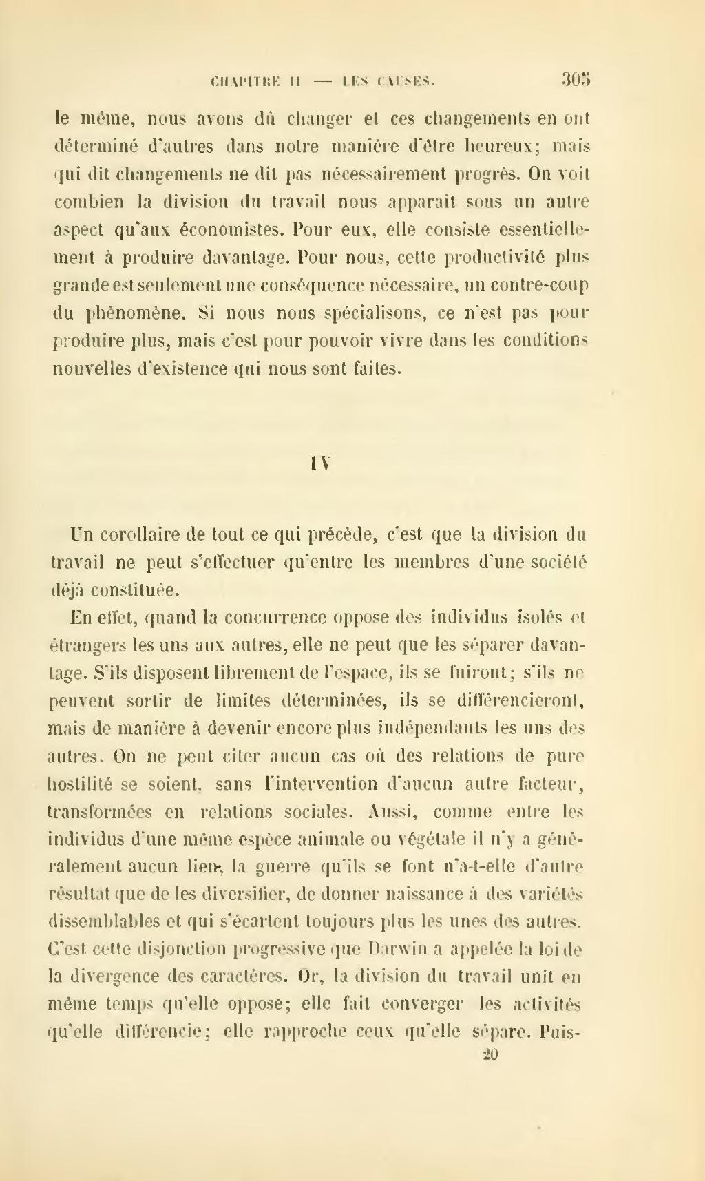 Page Durkheim De La Division Du Travail Social Djvu 327 Wikisource