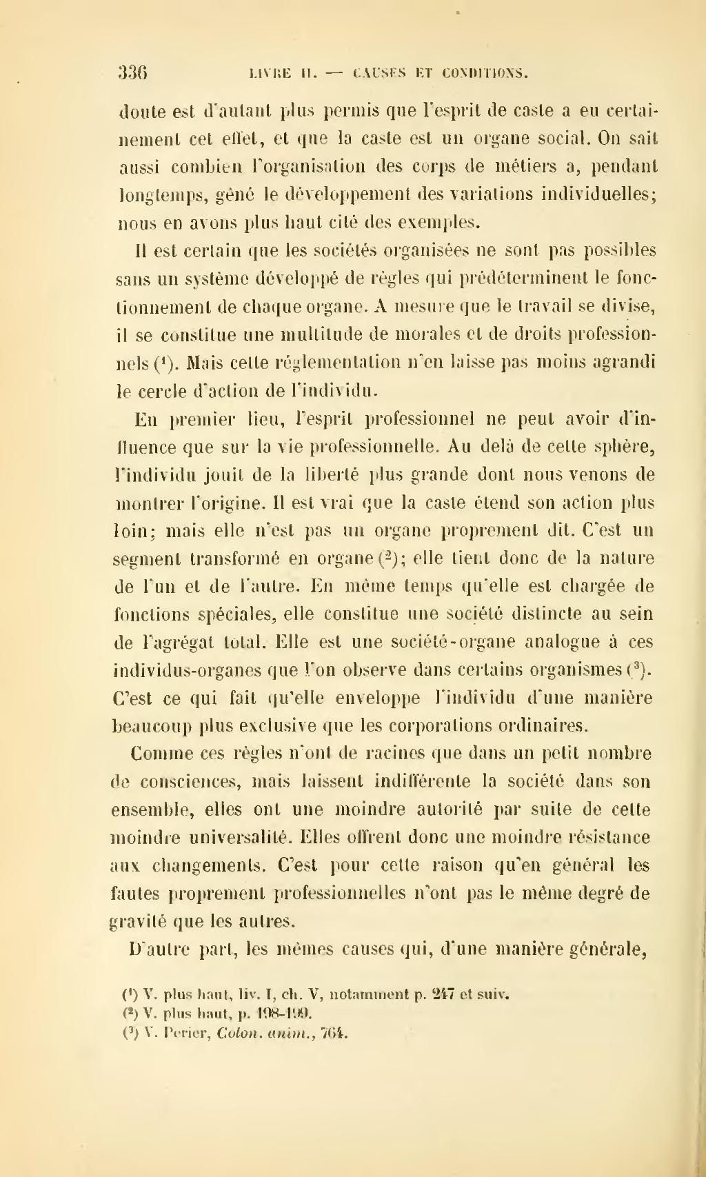 Page Durkheim De La Division Du Travail Social Djvu 358 Wikisource