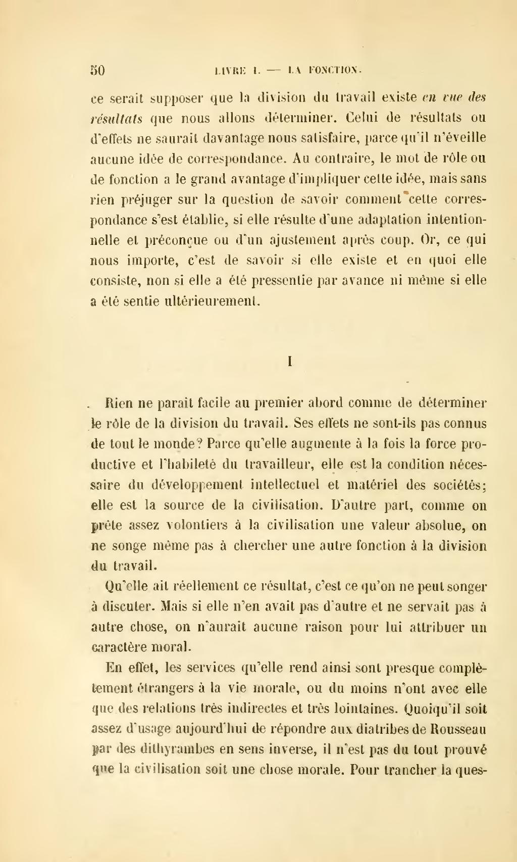 Page Durkheim De La Division Du Travail Social Djvu 72 Wikisource
