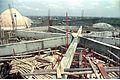 Dynamotion Hall Under Construction - Science City - Calcutta 1996-05-06 843.JPG