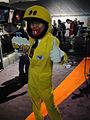 E3 2011 - Pac-Man costume (Namco Bandai) (5831111176).jpg