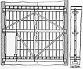 EB1911 Carpentry Fig. 33 - King Post Trussed Partition.jpg