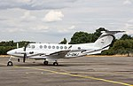 EGLK - Beech 300 Super King Air 350 - 00-GMJ (41799759170).jpg