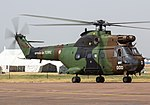 EGVA - Aèrospatiale SA3308 Puma - Armée de Terre - 1198 DDD (43910624572).jpg