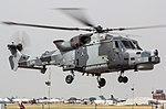 EGVA - AgustaWestland AW-159 Wildcat HM2 - Royal Navy - ZZ413 (30121995948).jpg