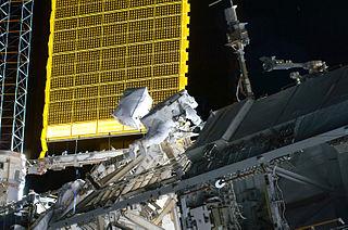STS-126 human spaceflight