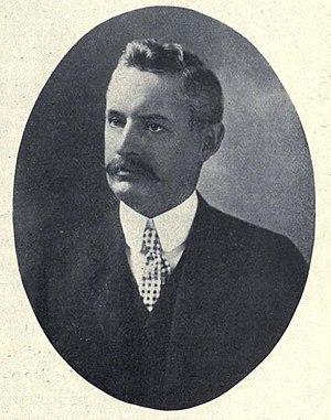 Edward William Nelson - Portrait in Bird Lore (1903)
