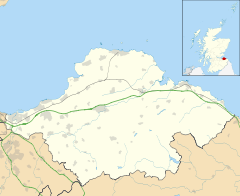 Musselburgh is located in East Lothian