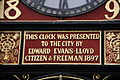 Eastgate clock, Chester (4).JPG