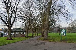 Eastville, Bristol - Eastville Park