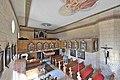 Eberstein Sankt Oswald Pfarrkirche hl Oswald Kirchenraum Orgelgalerie 07032014 747.jpg