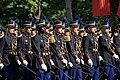 Ecole des officiers de la Gendarmerie nationale Bastille Day 2013 Paris t105438.jpg