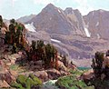 Edgar Payne High Sierra Landscape, Big Pine Canyon.jpg