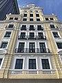 Edificio Crédit Agricole IndoSuez, Madrid, 2017-12-22, Triplecaña 08.jpg