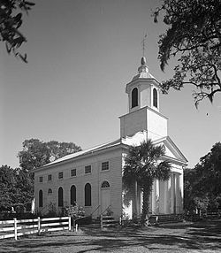 Edisto Island Presbyterian Church, Edisto Island (Charleston County, South Carolina).jpg