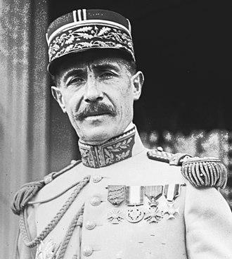 Edmond Buat - Edmond Buat in 1921