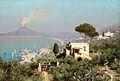 Edmund Berninger - Castellammare di Stabia e Vesuvio.jpg