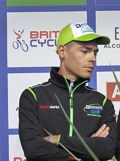 Edoardo Zardini (cyclist) Italian cyclist