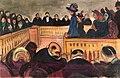 Edvard Munch - Foster Mothers in Court.jpg