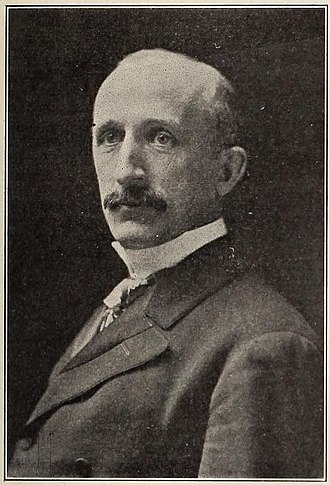 Edward D. Easton - Edward Easton later in life. From Talking Machine World, April 1909.
