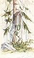 Edward Theodore Compton - Wooden Path, Possenhofen.jpg