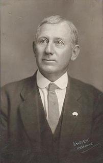 George Edwin Yates Australian politician