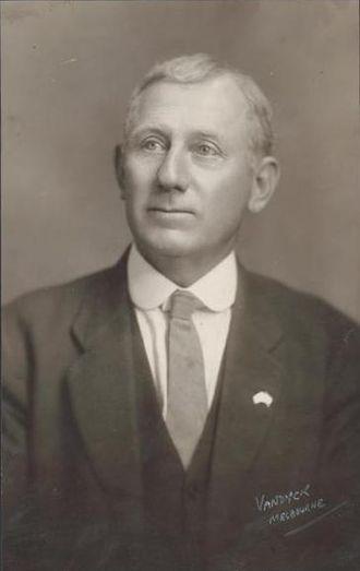 Division of Adelaide - Image: Edwin Yates