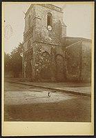 Eglise Saint-Laurent de Saint-Laurent-Médoc - J-A Brutails - Université Bordeaux Montaigne - 0414.jpg