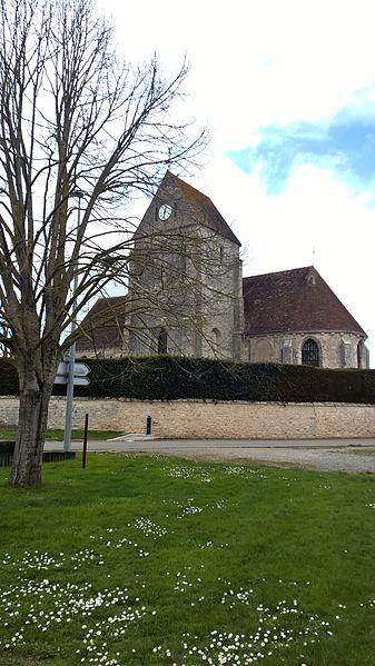 Eglise Saint Laurent Corancez Eure-et-Loir