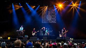 Egotronic - Egotronic live at Rock am Ring 2017