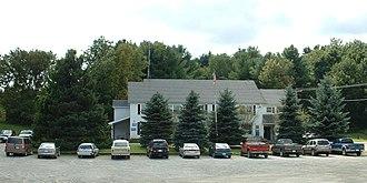 Egremont, Massachusetts - Egremont Town Hall