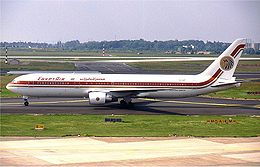 Egyptair Boeing 767-300 in 1992.jpg