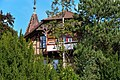 Ehemalige Villa Kleemann, Westfassade Detail 03.jpg