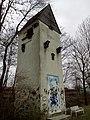 Ehemaliges Transformatorenhaus Garching-Hochbrück 1.jpg