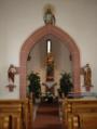 Eichenzell Loeschenrod Church Alte Wehrkirche if.png