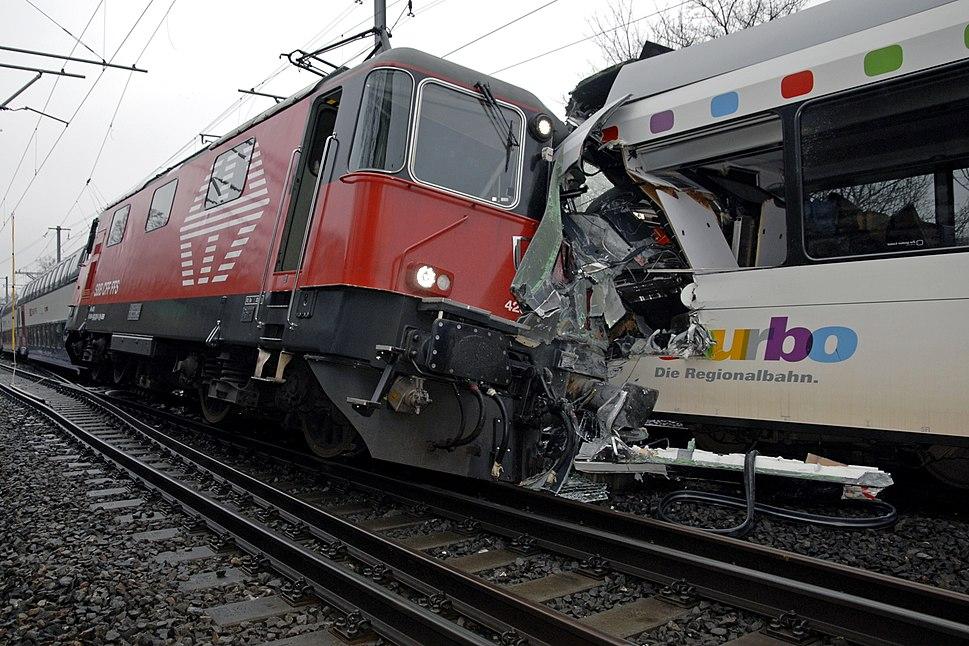 Eisenbahnunfall von Neuhausen 1