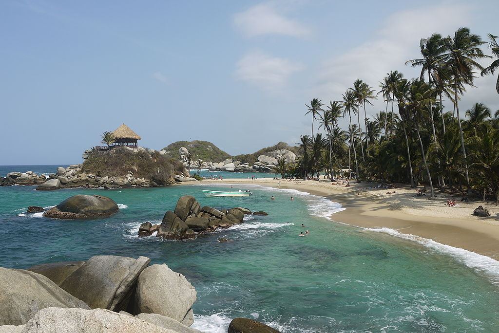 El Cabo at Tayrona National Park